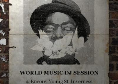 DJ set at Encore, Jan 26th